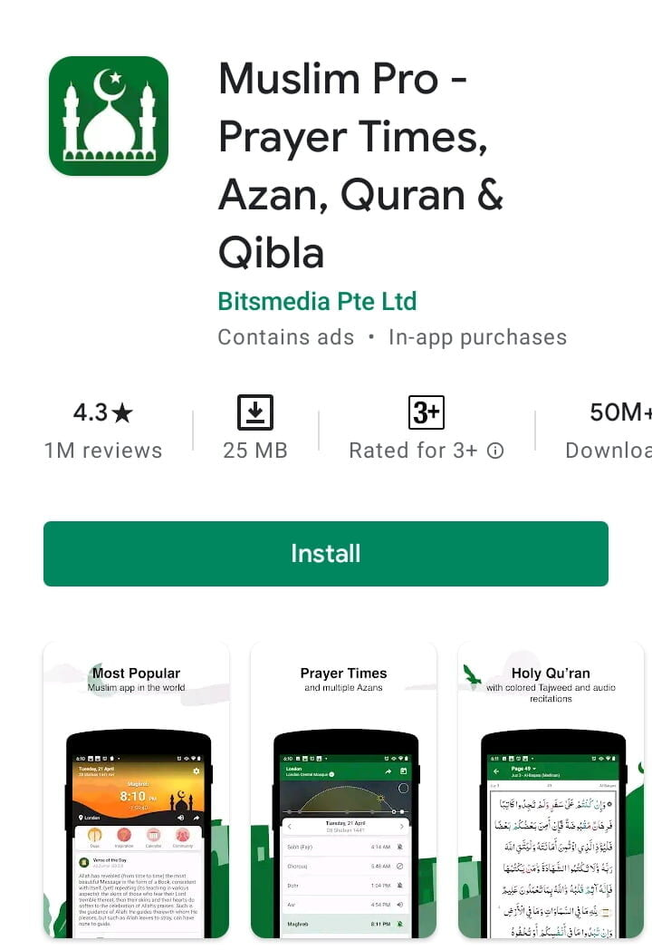 Singapore investigating claims Muslim app developer sold user Information to US military