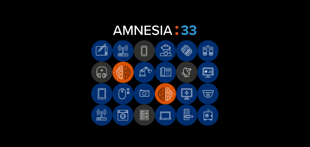 Amnesia:33 vulnerabilities Impact Countless Industrial and Smart Devices