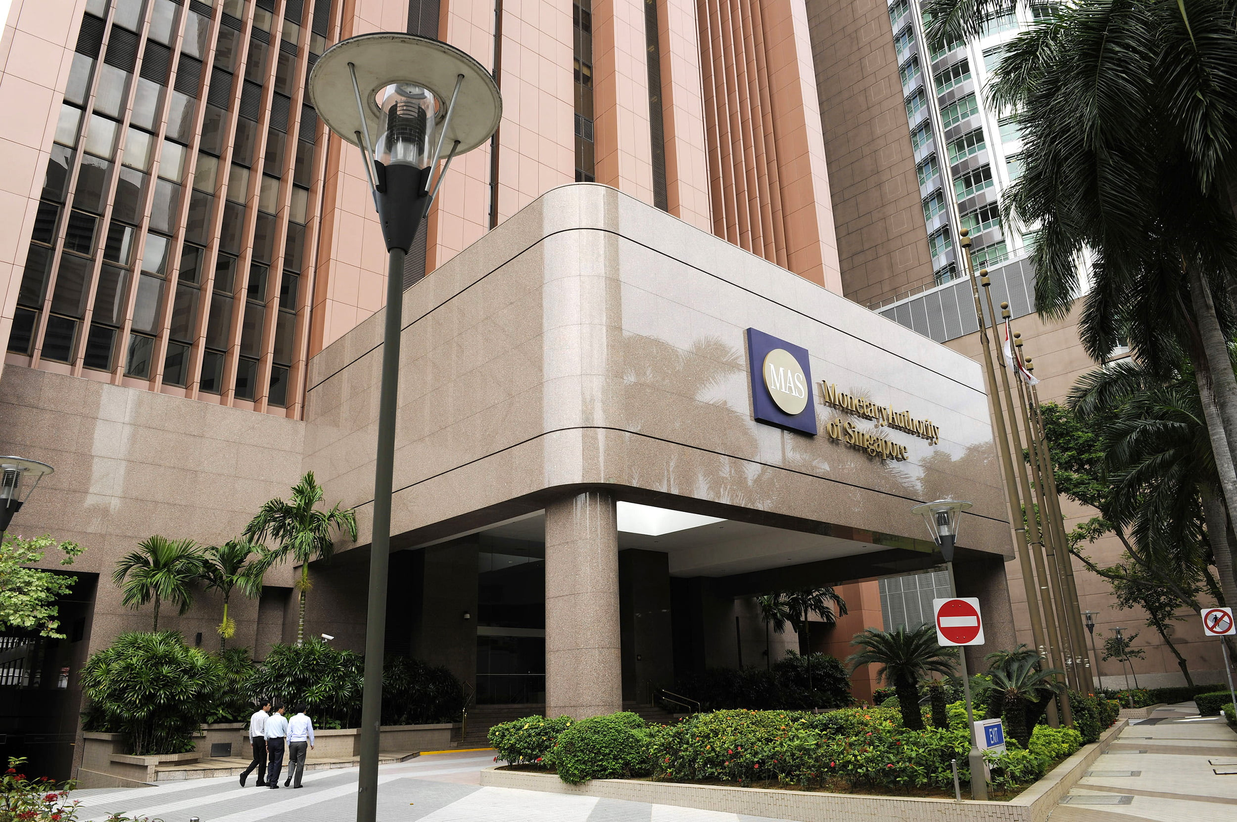 Singapore is strengthening guidelines for the financial services sector