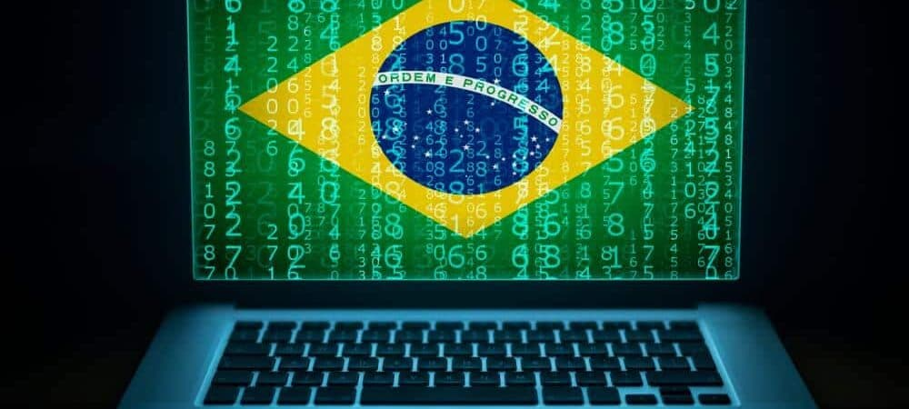 Cybersecurity firm Kaspersky Reports shows Brazil Top's in phishing attacks